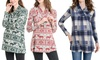 Women's Maternity Shawl-Collar Sweater