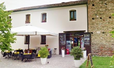 ⏰ Pizza in centro a Este a 18,90€euro