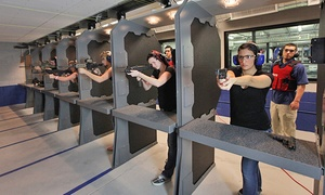 Gun Garage: Quick Shooter Experience, Machine Gun Experience II Package, or Two-Person Package at Gun Garage (Up to 42% Off)