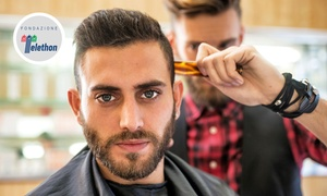 Creatori di Bellezza: 3 o 5 sedute di hair styling per uomo al salone di parrucchieri Creatori di Bellezza (sconto fino a 64%)