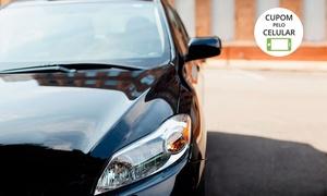 Ferreira Estética Automotiva: Ferreira Estética Automotiva – Rebouças: lavagem interna e externa com Jet Cera (opção com aplicação de cera-pasta)