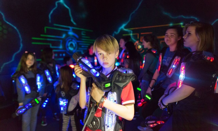 Image result for Laser Tag and People of All Ages