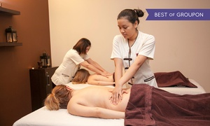 Samui Spa: Orientalny 60-minutowy masaż ciała od 79 zł w Samui Spa