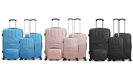 Set di 4 valigie Infinitif PARIS