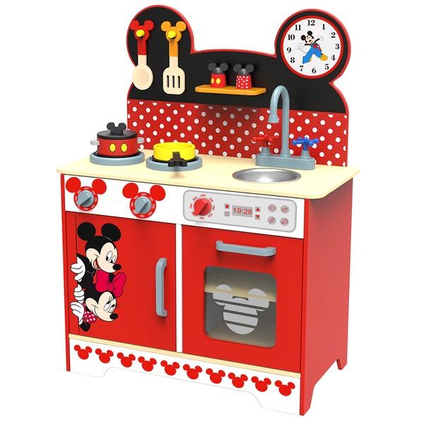 Minnie Mouse Kitchen Playset Groupon