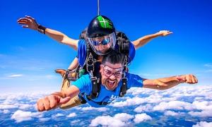 Saut en parachute en tandem Tallard