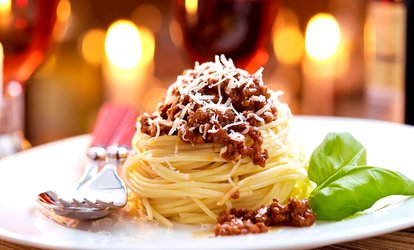 Italian Dinner Cuisine for Two or Four at Buono Bistro (Up to 42% Off). Three Options Available.