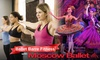 Up to 26% Off Ballet from Moscow Ballet Live Streaming Classes