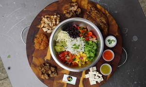 ThatBurrito: International and Traditional Burritos, Tacos and bowls at ThatBurrito (Up to 45% Off). Two Options Available.