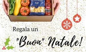 Quomi: Christmas Box con consegna a domicilio per un Natale Gourmet 3 ricette speciali da cucinare per 2 o 4 persone con Quomi
