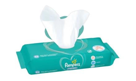 Pack de 24 toallitas para bebé Pampers Fresh & Clean