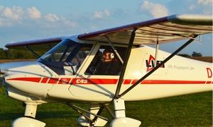 Lift Flugsport: 1 Std. ein Leichtflugzeug selber fliegen mit 1 Landung und Einweisung von Lift Flugsport (bis zu 52% sparen*)