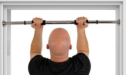 1 o 2 barras ajustable sde pull-ups y chin-ups para puertas (envío gratuito)