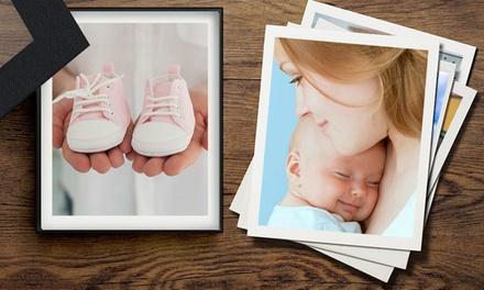 Impresión de 25 fotos con caja de regalo especial desde 4,99 €