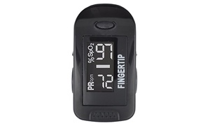 Concord Blackox Fingertip Pulse Oximeter
