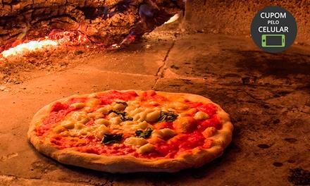 PizzaMille - Carrefour Sul: 1 pizza grande para 2 pessoas ou família para 4 + refrigerante de 2 litros