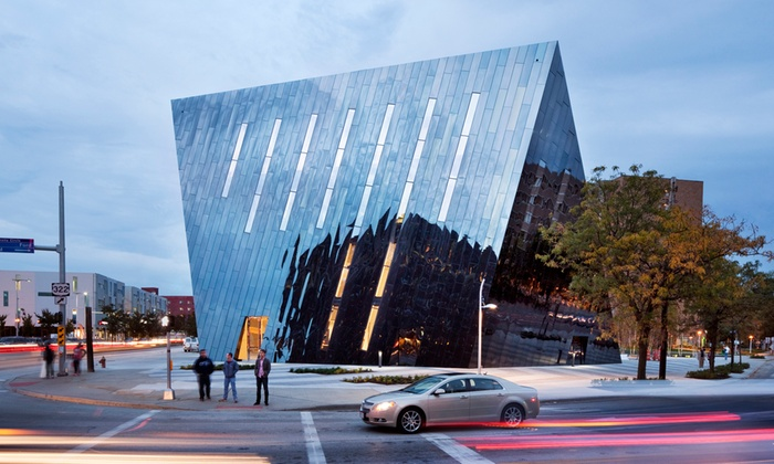 Museum of Contemporary Art Cleveland - Cleveland: Admission for Two or Four to the Museum of Contemporary Art Cleveland (Up to 47% Off)