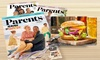 90% Off Parents Magazine 1 Year Subscription & Gift Card