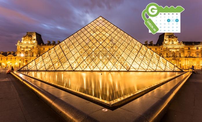 Paris : Séjour à partir d'une nuit avec petit-déjeuner buffet et croisière sur la Seine au Normandy Hôtel pour 2