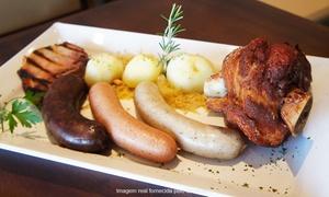 Restaurante Heidelberg: Restaurante Heidelberg - Nova Lima: prato alemão + chope para 2 ou 4 pessoas