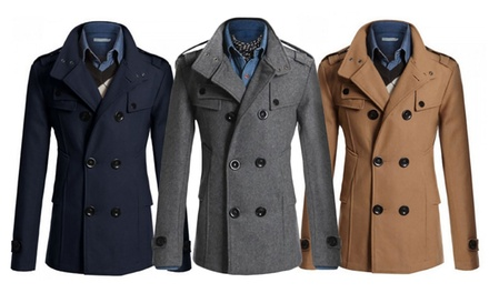 Trench Milan pour homme