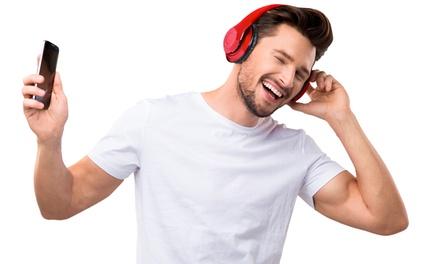 Auriculares plegables con Bluetooth