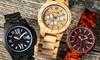 Earth Wood houten horloges