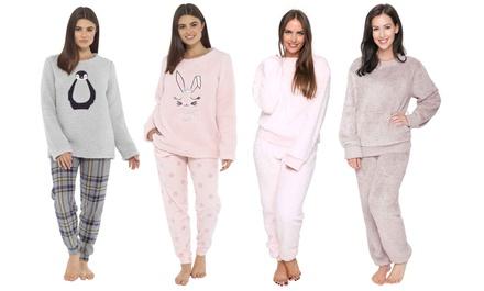 Women's Snuggle Fleece Loungewear