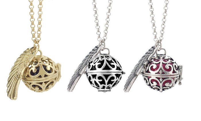 Guardian Angel Soundball Necklace from £5.99