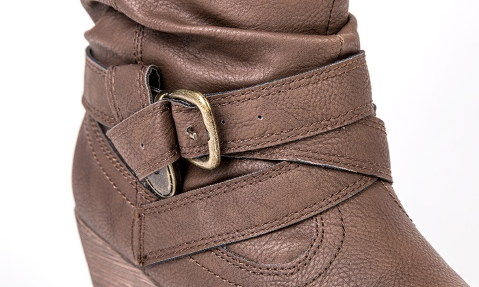 7458be9faf5 Rocket Dog Sidestep Boots | Groupon