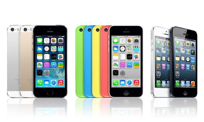 iphone 5c storage iphone 5 5s or 5c for at amp t groupon goods 8878