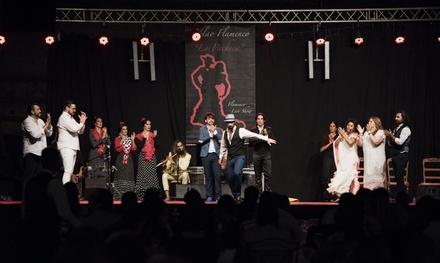 Cena o copa con espectáculo flamenco para hasta 6 personas desde 39,95 € en Corral de La Pacheca, Plaza de la Ventas