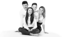 One-Hour Photoshoot with Framed Picture at John Hendry Photography (88% Off)