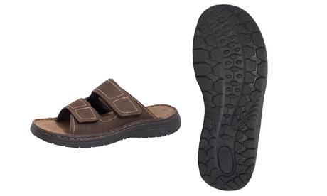 Sandales en cuir pour homme Henry Gondorf