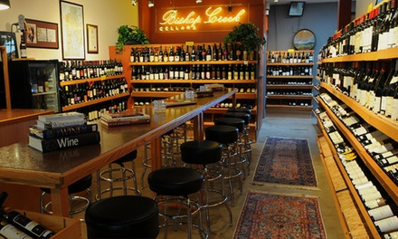 Wine-Blending Class for Two, or Wine Flight or Blending Kit for Two at Urban Wine Works (Up to 50% Off)