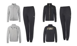 (Mode)  Set sweat+pantalon jogging Puma