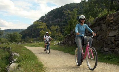 Up to 50% Off Bike Rental from River & Trail Outfitters