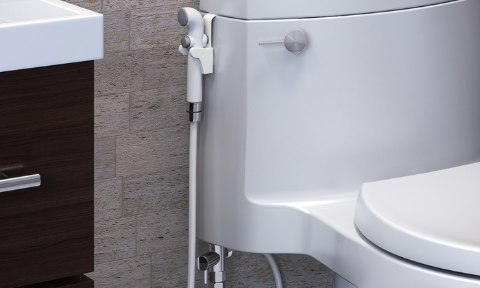 Miraculous Up To 29 Off On Brondell Handheld Bidet Sprayer Groupon Goods Gamerscity Chair Design For Home Gamerscityorg