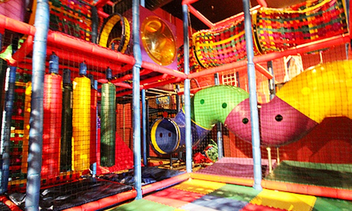 Planet X - Planet X: $40 for a Crazy Climb Party Package for Up to Eight at Planet X ($79.92 Value)