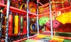 Planet X - Fun Center - Planet X: $40 for a Crazy Climb Party Package for Up to Eight at Planet X ($79.92 Value)