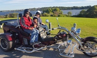 Trike Tour for 2 People: 1 ($99), 2 ($195) or 4 Hours ($385) at Perth Motorcycle and Scooter Tours (Up to $520 Value)