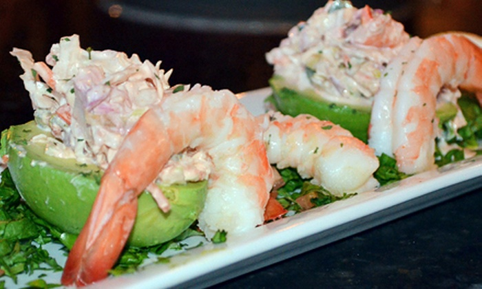 Fish Creek - Willow Park: Award-Winning Fresh Seafood for Dinner or Lunch at Fish Creek (Up to Half Off)