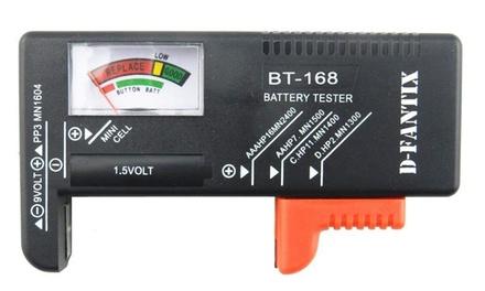 Tester controllo carica batterie