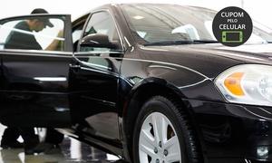 Restaura Car: Restaura Car – Centro: limpeza a seco, proteção de pintura,limpeza da saída do A/C (opção com limpeza de motor e mais)