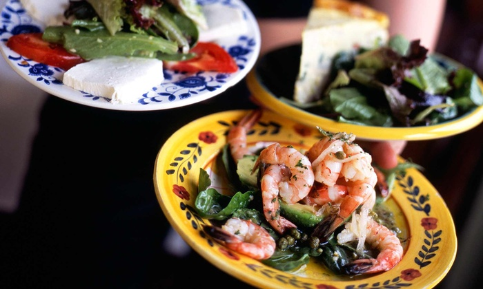 La Luna Negra - Downtown Arcadia,East Pasadena: Tapas and Traditional Spanish Cuisine at La Luna Negra (Up to 51% Off)