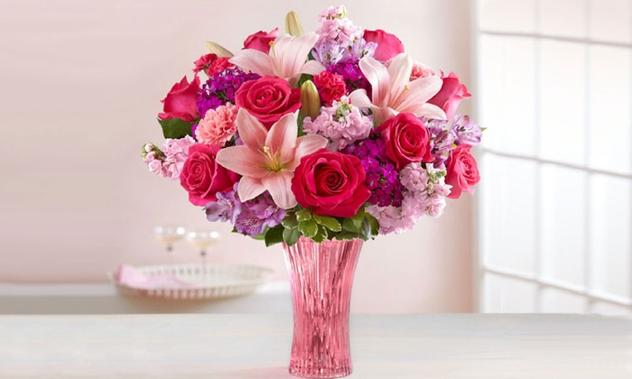 mother's day flowers  groupon goods, Natural flower