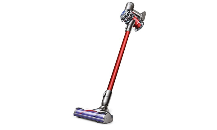 up to 48 off on dyson animal cord free vacuum groupon goods. Black Bedroom Furniture Sets. Home Design Ideas