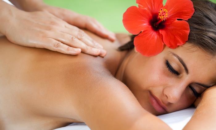 Studio J Salon & Day Spa - Summit View: One or Three 60-Minute Signature Massages at Studio J Salon & Day Spa (49% Off)