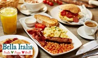 Prosecco Brunch for One or Two at Bella Italia, Nationwide (Up to 59% Off)