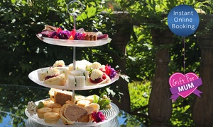 Aston Norwood Cafe and Function Centre: High Tea + Garden Access for 2 ($35), 4 ($65), 6 ($95), or 8 People ($125) at Aston Norwood (Up to $240 Value)